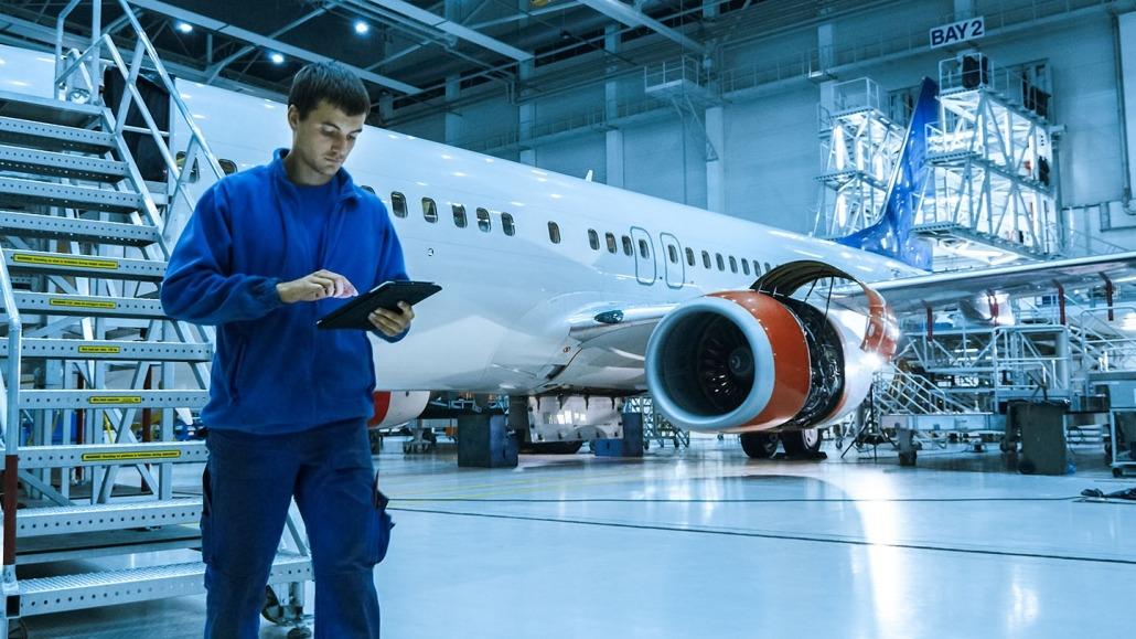 Immagine sviluppatori di aerei con Lara IoT